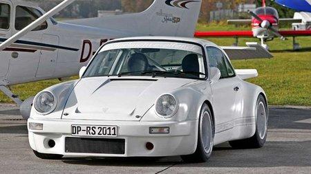 "DP Motorsports Porsche 911 ""peso pluma"""