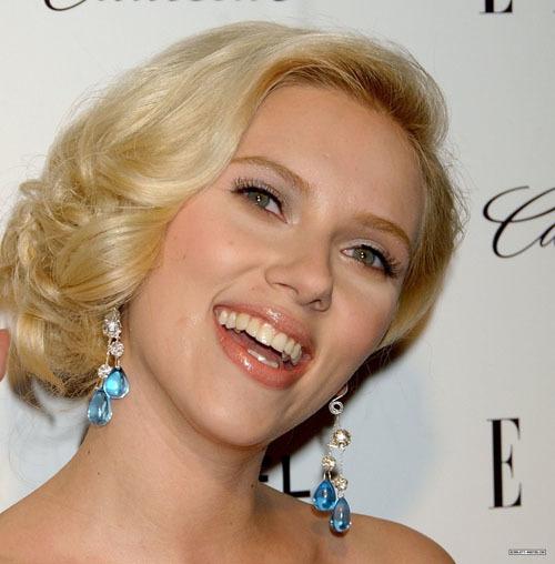 Foto de Peinados navideños, por Scarlett Johansson (9/9)