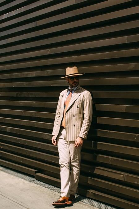 Tonos Nude Neutros Khaki Beige Street Style De La Semana Trendencias Hombre 13