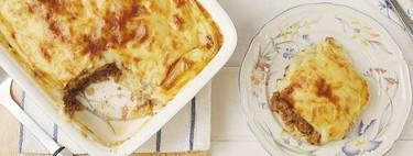 Shepherd´s pie o pastel de cordero y patata, receta tradicional británica