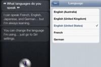 Siri está a punto de sacarse el título de japonés para usarlo en el IPhone 4S