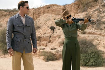 Brad Pitt Marion Cotillard Aliados