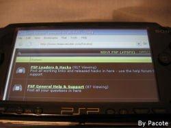 VNC para PSP