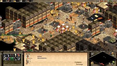 Age of Empires II: este mod lleva el festival de sangre y acción del Doom original al clásico RTS