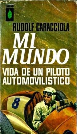 Mi mundo, vida de un piloto automovilístico