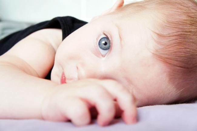 Guim ojos azules