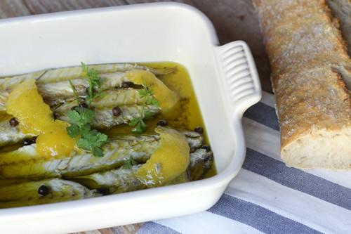 Cómo preparar una conserva casera de caballa en aceite de oliva