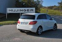 Mercedes-Benz Clase B, presentación y prueba en Austria (parte 2)