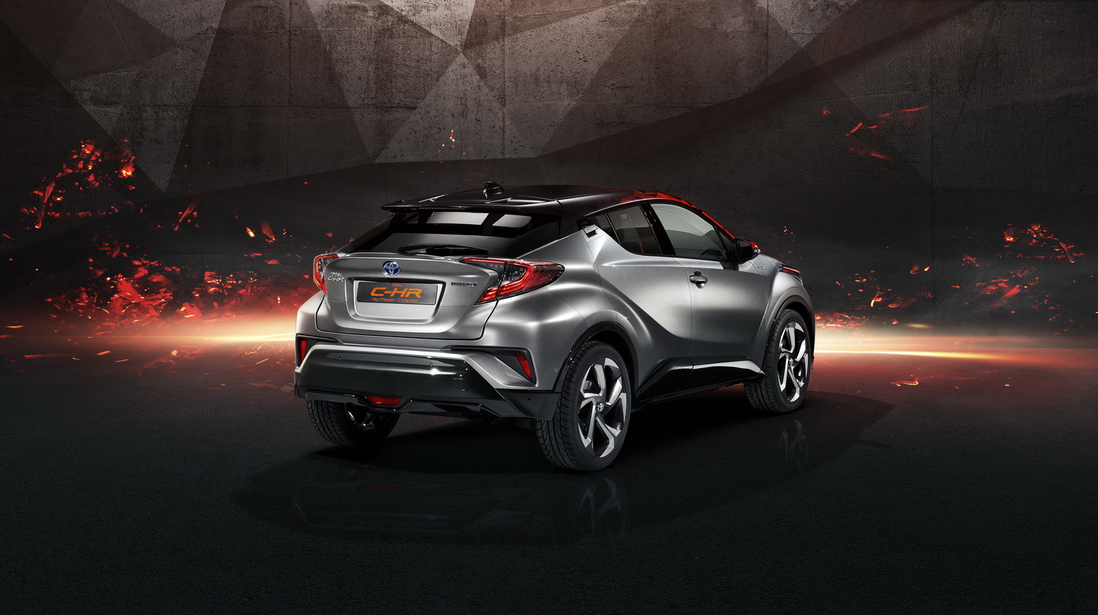 Toyota CH-R Hy-Power Concept