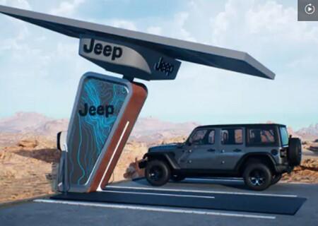 Jeep Wrangler Electrico 2