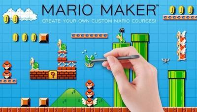 La imaginación será todo en el nuevo trailer de Mario Maker