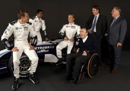 Williams: un año para levantar cabeza