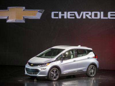 2017 Chevrolet Bolt EV: un eléctrico asequible para finales de año