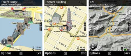Nokia Maps 3.0 en versión beta