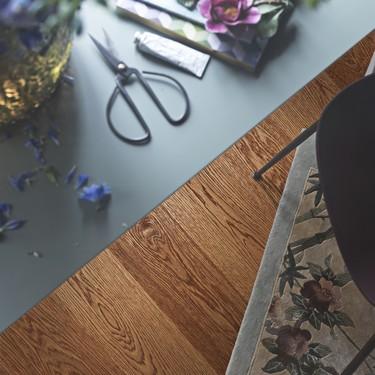 Cómo renovar los suelos de madera para lograr un estilo rústico y natural