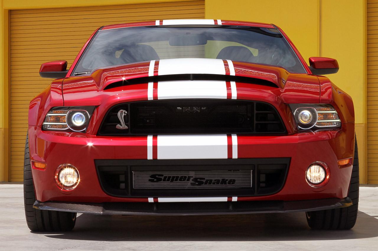 Foto de 2013 Shelby GT500 Super-Snake (2/9)