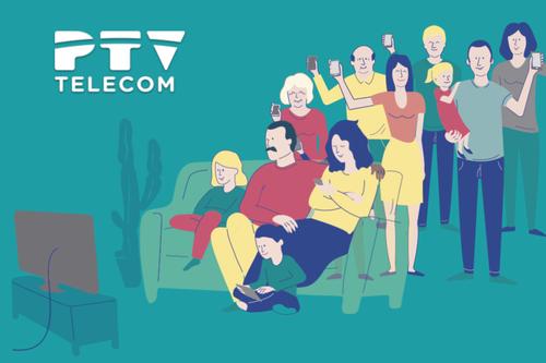 PTV Telecom promociona sus combinados durante un año: 30 GB, 80 canales y fibra a 100 Mbps por 45 euros