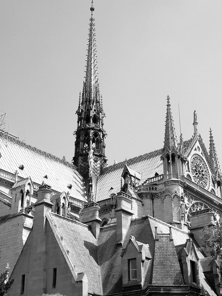 Catedral De Notre Dame Imagenes Antes Del Incendio 15 De Abril 19