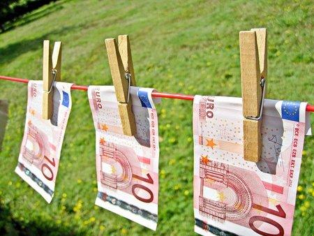Lavanderías de dinero