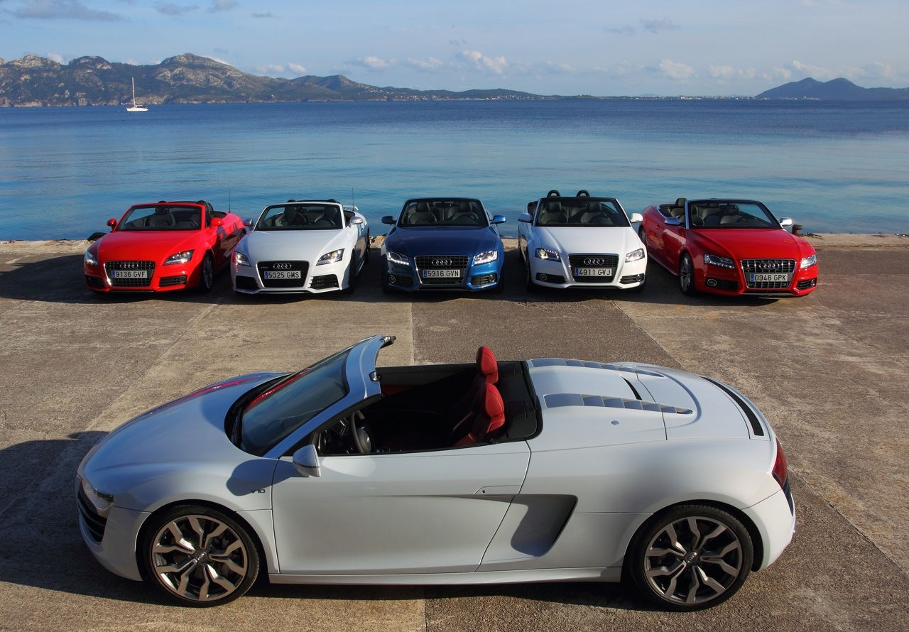 Foto de Audi Cabrios Gama (15/21)