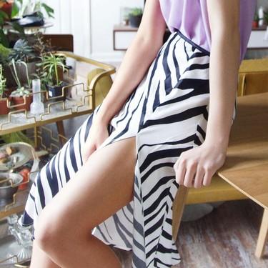 La falda de cebra más famosa de Zara está rebajada (y si no llegas a tiempo hay otras cinco con animal print igual de molonas)