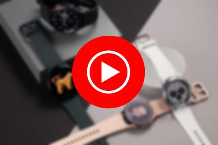 YouTube Music ya tiene aplicación oficial para Wear OS, aunque por ahora es exclusiva de los Galaxy Watch4