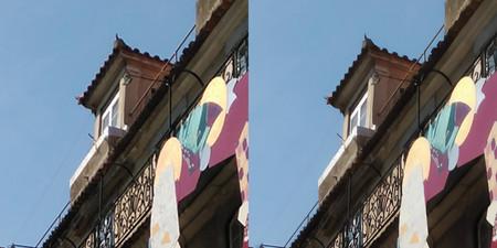 Comparacion Ampliacion Edificio Decoracion Lisboa