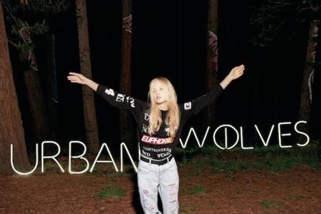 Bershka catálogo Otoño-Invierno 2014/2015: The Call of the Urban Wolves