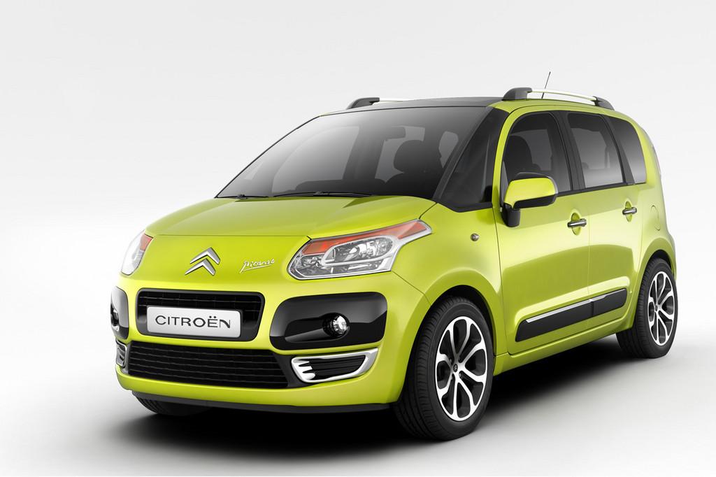 Foto de Citroën C3 Picasso (1/18)