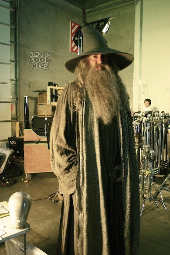 Foto de 'El hobbit', nuevas imágenes en el set de rodaje (2/4)