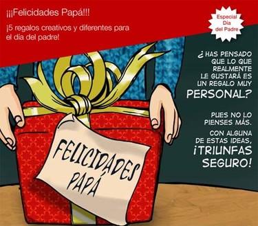 El día del padre con Apli: regalos caseros y asequibles (II)