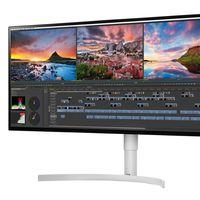 El nuevo monitor ultrapanorámico de LG presume de unas inacabables 34 pulgadas con resolución 5K2K