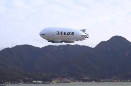 Así es como se creó la falsa nave nodriza de Amazon que nos vislumbró el potencial futuro de su mensajería