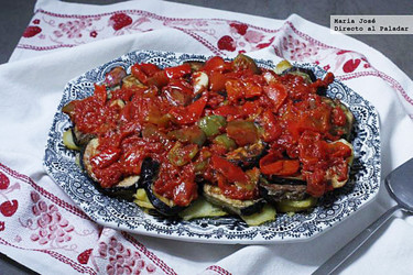 Receta tradicional de tumbet mallorquín