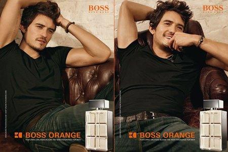 Llegan por fin las imágenes de Orlando Bloom para Boss Orange