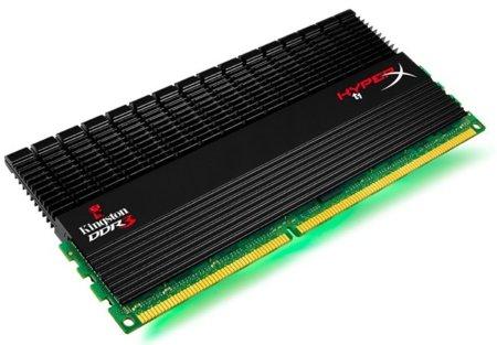 Kingston HyperX Black T1, memorias RAM de alto rendimiento