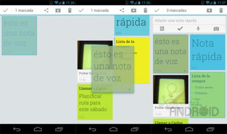 Google Keep para Android