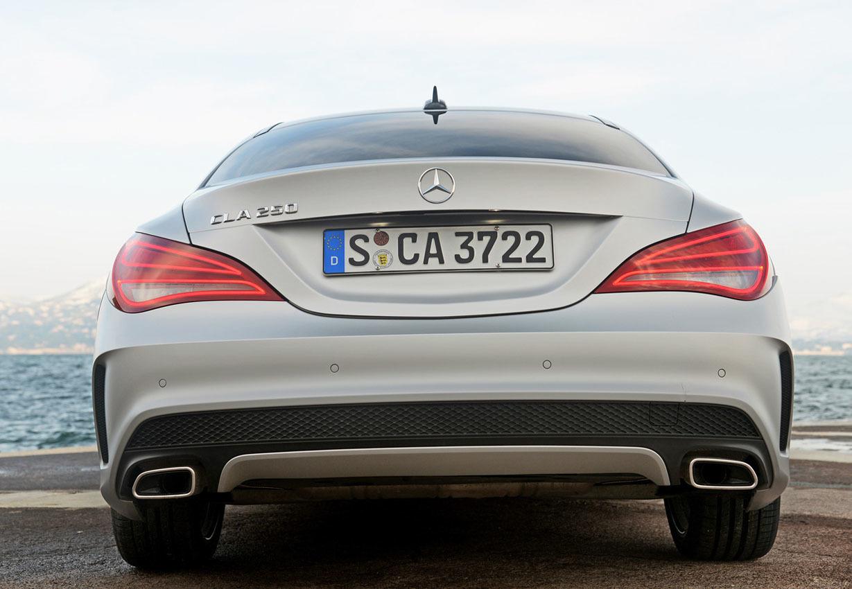 Foto de Mercedes-Benz Clase CLA (Saint-Tropez) (22/51)