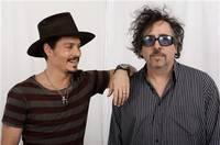 Tim Burton y Johnny Depp, juntos de nuevo, en una película de vampiros