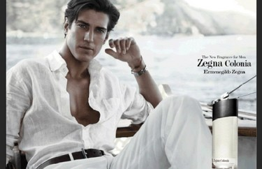 Oriol Elcacho, la nueva imagen de Zegna Colonia