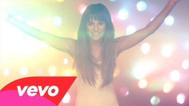 ¡Qué sentida está Lea Michele en el videoclip de 'Cannonball'!