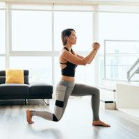 Tres variaciones de las zancadas o lunges para trabajar tus piernas y glúteos