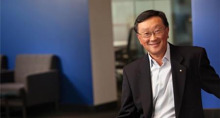 BlackBerry vuelve a sus orígenes: John Chen