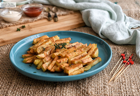 11 recetas de picoteo mucho más sanas que las patatas fritas