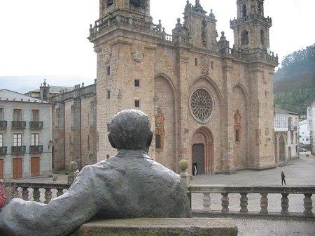 Homenaje en la red a Álvaro Cunqueiro