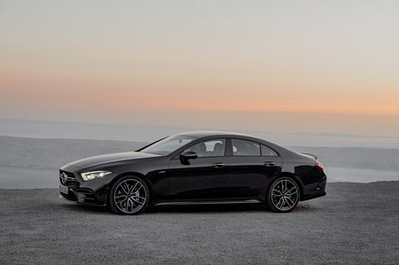 Mercedes Amg Cls 53 4matic 4
