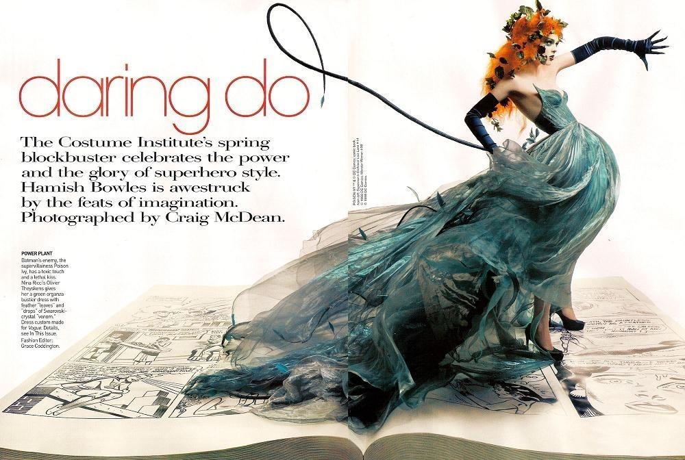 Foto de Superheroinas en Vogue mayo 2008 (6/7)