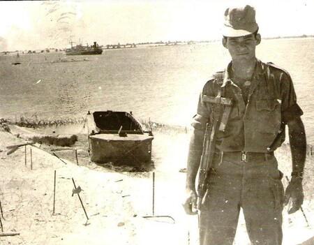 14 barcos quedaron varados en el Canal de Suez en 1967. Durante ocho años. Y fundaron una micronación