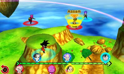 Dragon Ball Fusions 0
