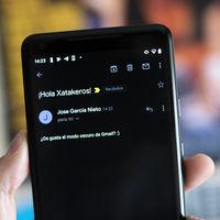 Cómo activar el modo oscuro de Gmail en iOS y Android